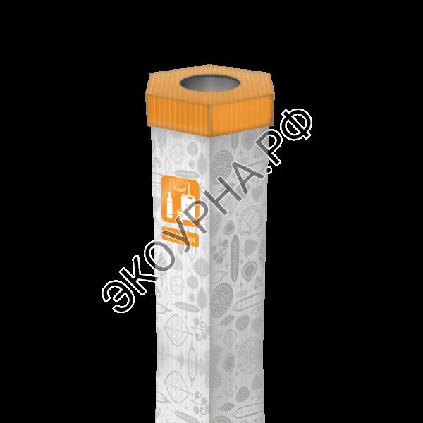 Пластик/6-тигранная 48х84, 110л.